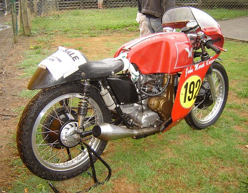 Matchless, G50 OHC 500