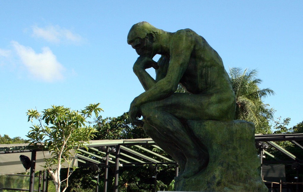 Rodin in Recife