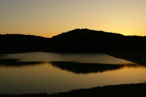 sunset reflection germany geotagged see evening alb spiegelung abendstimmung stausee badenwürttemberg schwäbischealb badenwuerttemberg swabianalb glems claudemunich glemsreservoir geo:lat=48508189 geo:lon=928894