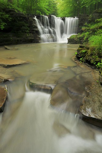 nature creek waterfall spring stream falls twinfalls brook watkinsglen glencreek westernnewyorkstate