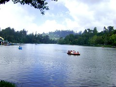Boating At The Kodai Lake