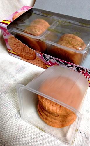 さくら香るクッキー