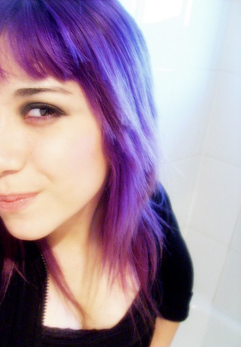 Purple♥hair