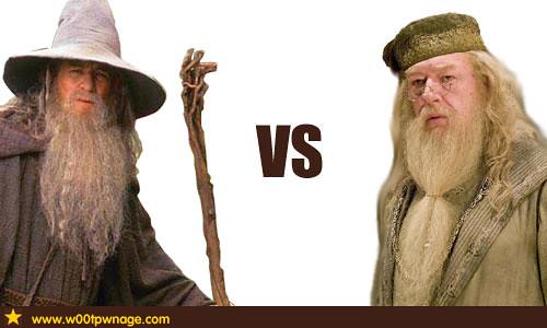 Eu sou Gandalf, não Dumbledore!, diz Ian McKellen | Fórum ...
