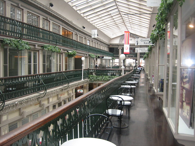 Westminister Arcade