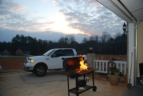 county sunset sky usa sc america fire us colorful south united flames january southcarolina sunsets upstate bbq grill hamburgers glorious flame charcoal hamburger stunning carolina barbeque states grille flaming oconee ldi palmettostate letideascompete