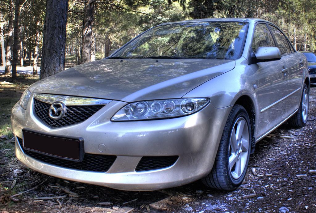 2005 Mazda 6 Mpg