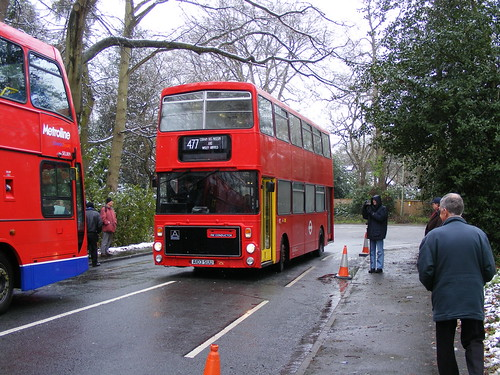 London Buses V3 A103SUU