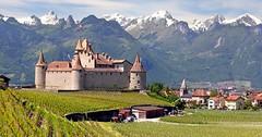 Premiéra cestovatelské diashow – Švýcarsko