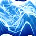 Webtreats Turbulent Blue Photohop Pattern 6 by webtreats