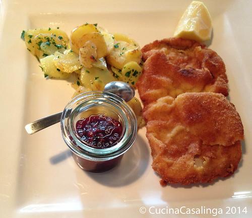 Ritten Pirbamer Wiener Schnitzel