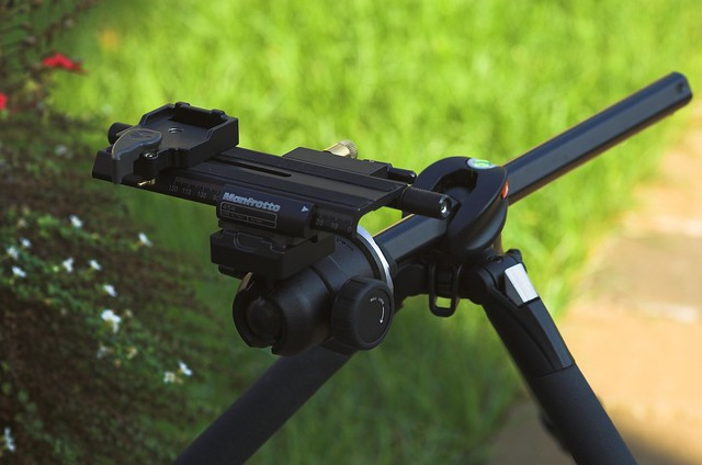 Manfrotto Macro Rail