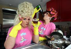 Ms Whiplash & Ms Bobbie Dazzler