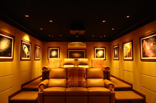 Starry Night theater Home theater