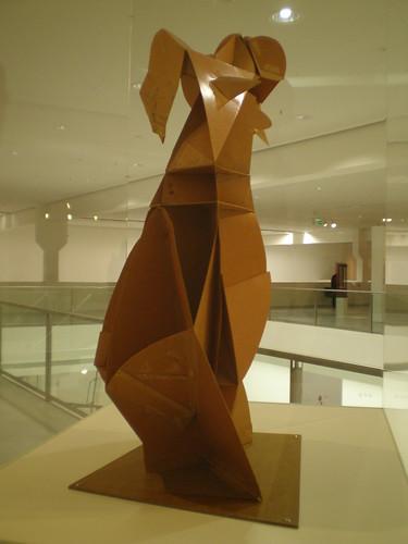 Naum Gabo 1918 'Constructive Torso', Berlin Museum, Berlin