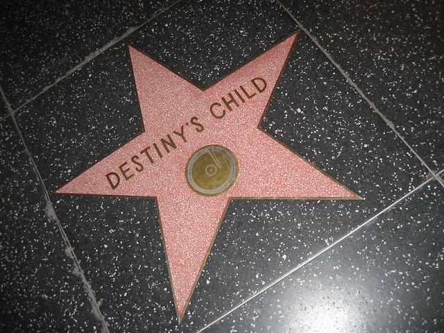 destiny's child...