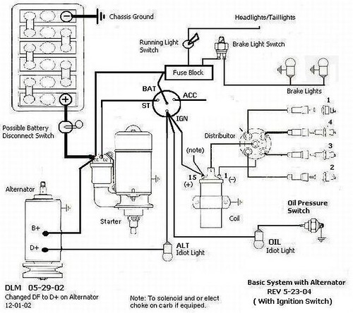 vw beach buggy wiring diagram vw image wiring diagram thesamba com kit car fiberglass buggy view topic alternator on vw beach buggy wiring diagram