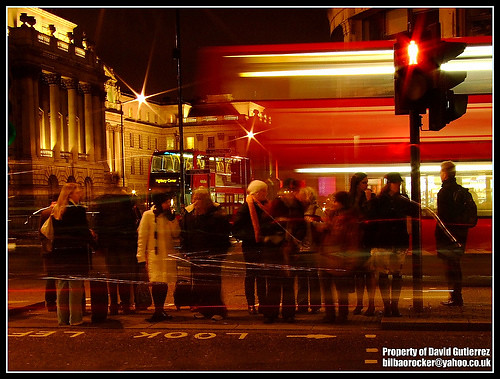 London street Night Life