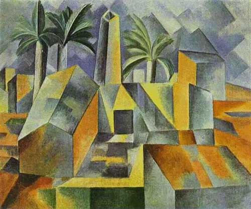 Factory In Horta De Ebbo (Picasso)