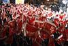 09-03-08 Noche electoral en Ferraz: Zapatero gana las elecciones