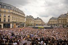 Marche blanche à Paris pour Ingrid Betancourt