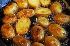 sauté potatoes by ramtops