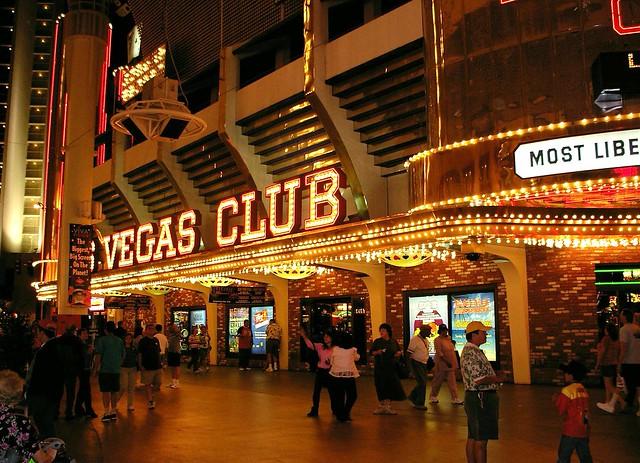 Casino clubs las vegas