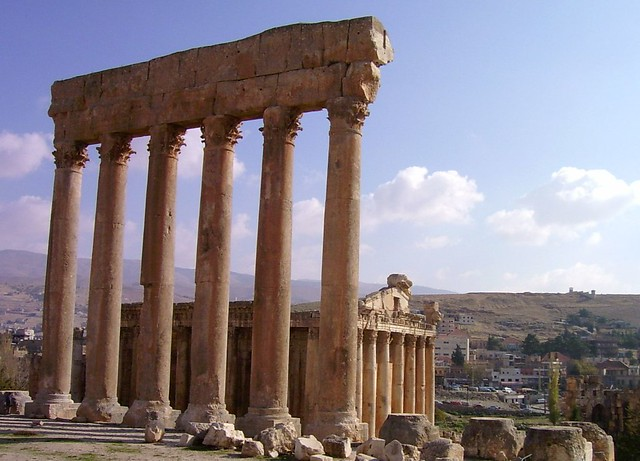 World Heritage Site, Baalbek