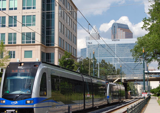 Future Maryland Light Rail Transit