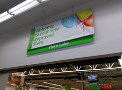Welcome to your Horn Lake Neighborhood Market, but we decided to brag about the remodel a little more first!