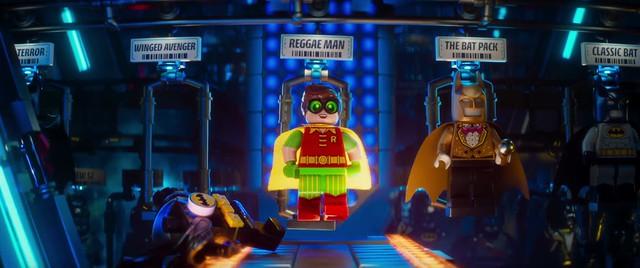Scena z The LEGO Batman Movie 9