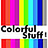 the Colorful stuff group icon