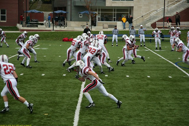 Davidson College - both sides of the ball | Flickr - Photo ...