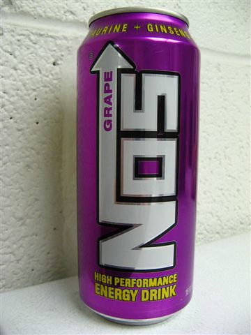 Energy drinks join group