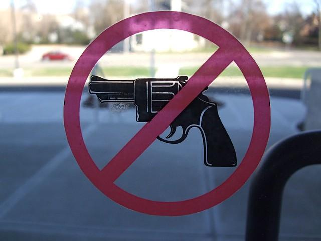 No Hand Guns