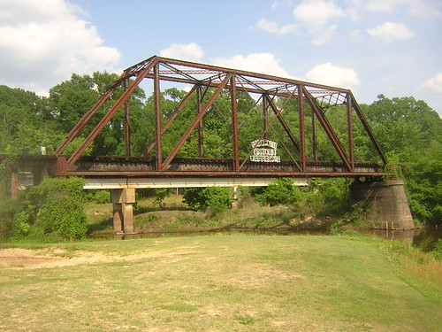 railroad abandoned texas bridges us59 railroadbridges