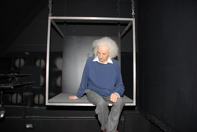 Header of Albert Einstein