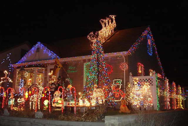 Extreme Christmas Lights Flickr Photo Sharing