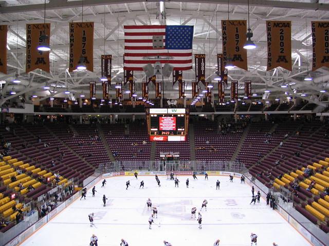 Minnesota Golden Gophers mens ice hockey