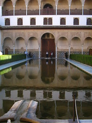 baluster(0.0), architecture(1.0), reflection(1.0), thermae(1.0),