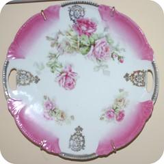 dishware, purple, violet, platter, plate, lilac, tableware, lavender, pink, petal, porcelain,