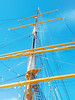Star of India mast, tropicalized