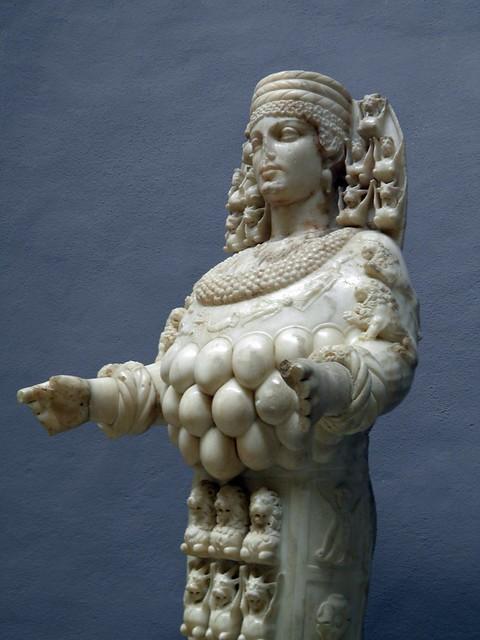 Ephesian Artemis - 125-175 AD, Ephesus Museum, Selçuk, Turkey