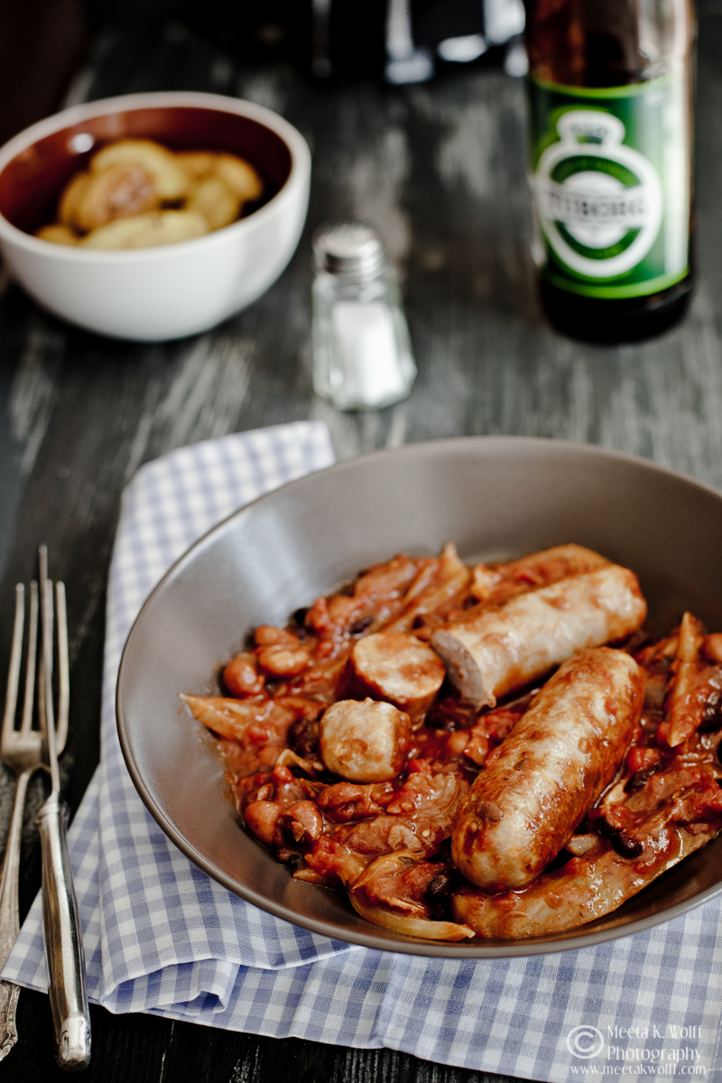 Sausage and Fennel Cassoulet-0013