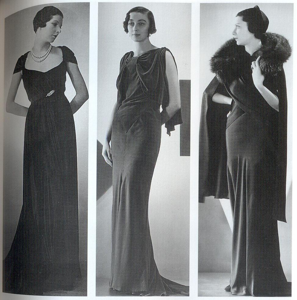 1930 Formal Dresses for Women