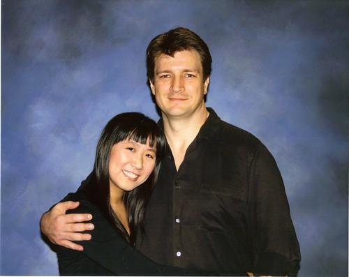 1-27-08 - Nathan Fillion!