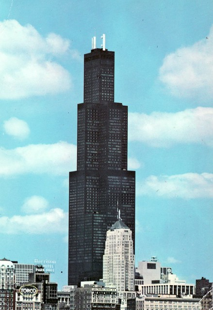 Sears Tower Chicago Illinois Flickr Photo Sharing