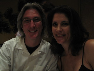 Greg Rewis and Stephanie Sullvan