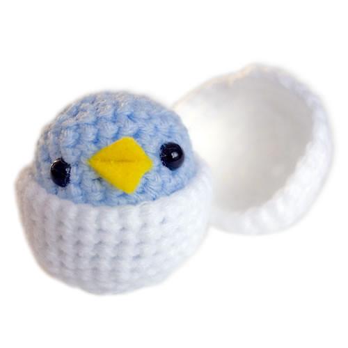 Baby Bird Amigurumi : Amigurumi Baby Bird - Bobby Flickr - Photo Sharing!