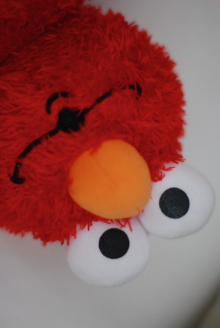 elmo in everett 39 s crib by joe shlabotnik flickr